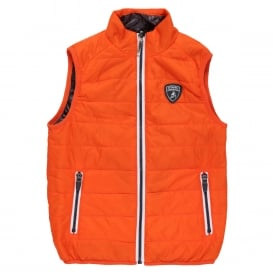 Automobili Lamborghini Reversible Ultralight Down Vest