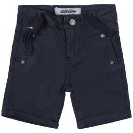 Automobili Lamborghini Toddler Shorts