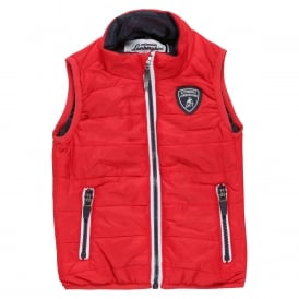 Automobili Lamborghini Toddler Ultralight Down Vest