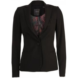 Basic Blazer (In New Updated Fit), Black