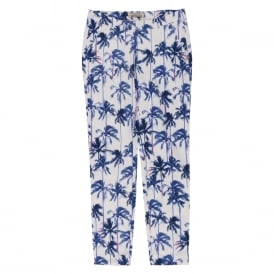 Tailored Palm Pant