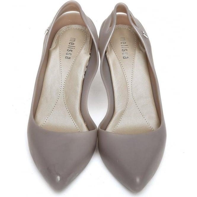 Buy Melissa Classic Heel Shoe, Grey