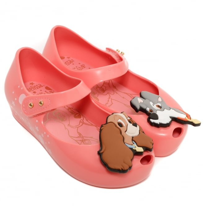 Melissa Shoes Mini Lady And The Tramp