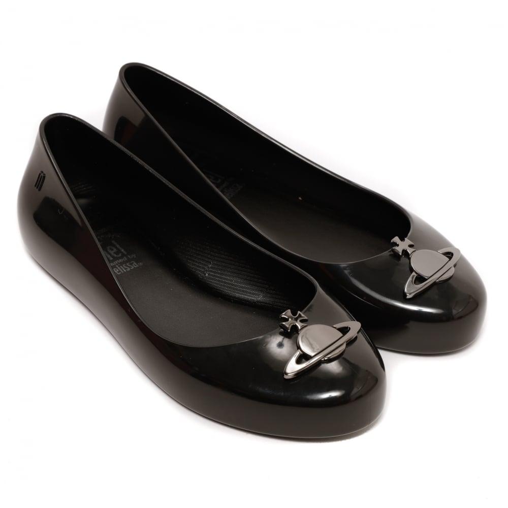online shop where can i buy 100% genuine Mini Melissa Vivienne Westwood Space Love Pumps | Fussynation.com
