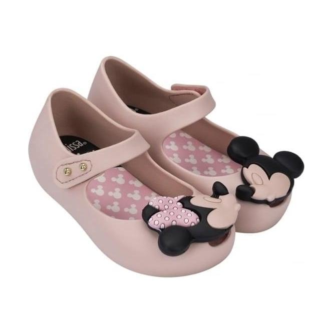 Buy Mini Melissa Minnie Mouse Pink Mary Jane Shoe Fussynationcom