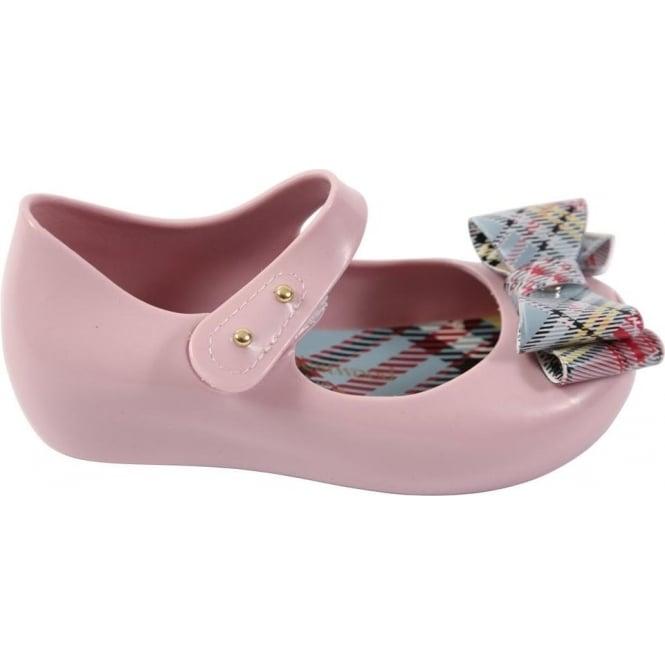 buy vw mini ultragirl tartan shoes by