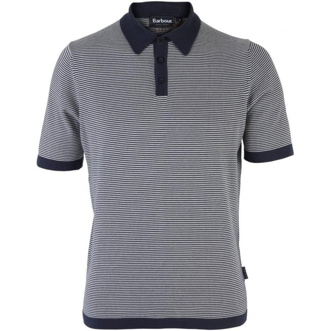 Buy Barbour Aycliffe Knitted Polo  2423392e4b97