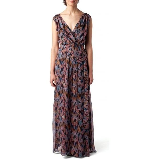 f97c44c0c8 Buy MW Matthew Williamson Feather Maxi Dress   MW Matthew Williamson ...