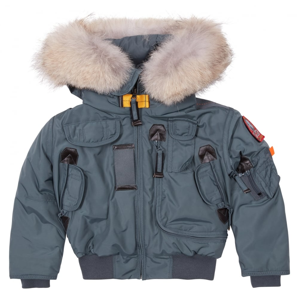 parajumper coat kids