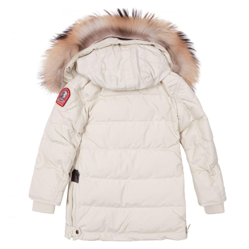 63bcf1083 Parajumpers - Kids Long Bear -Girls Coat