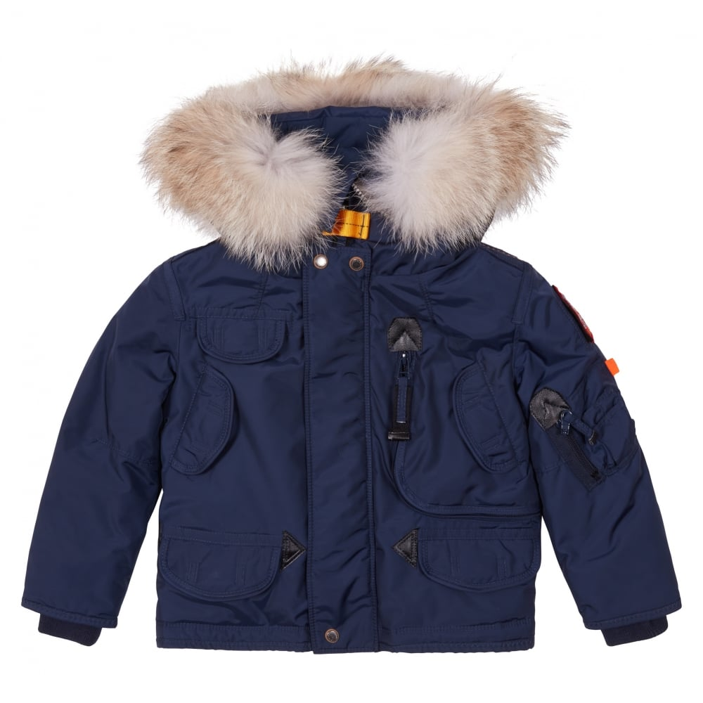 Right Hand Boy Jacket By Parajumpers Fussy Nation