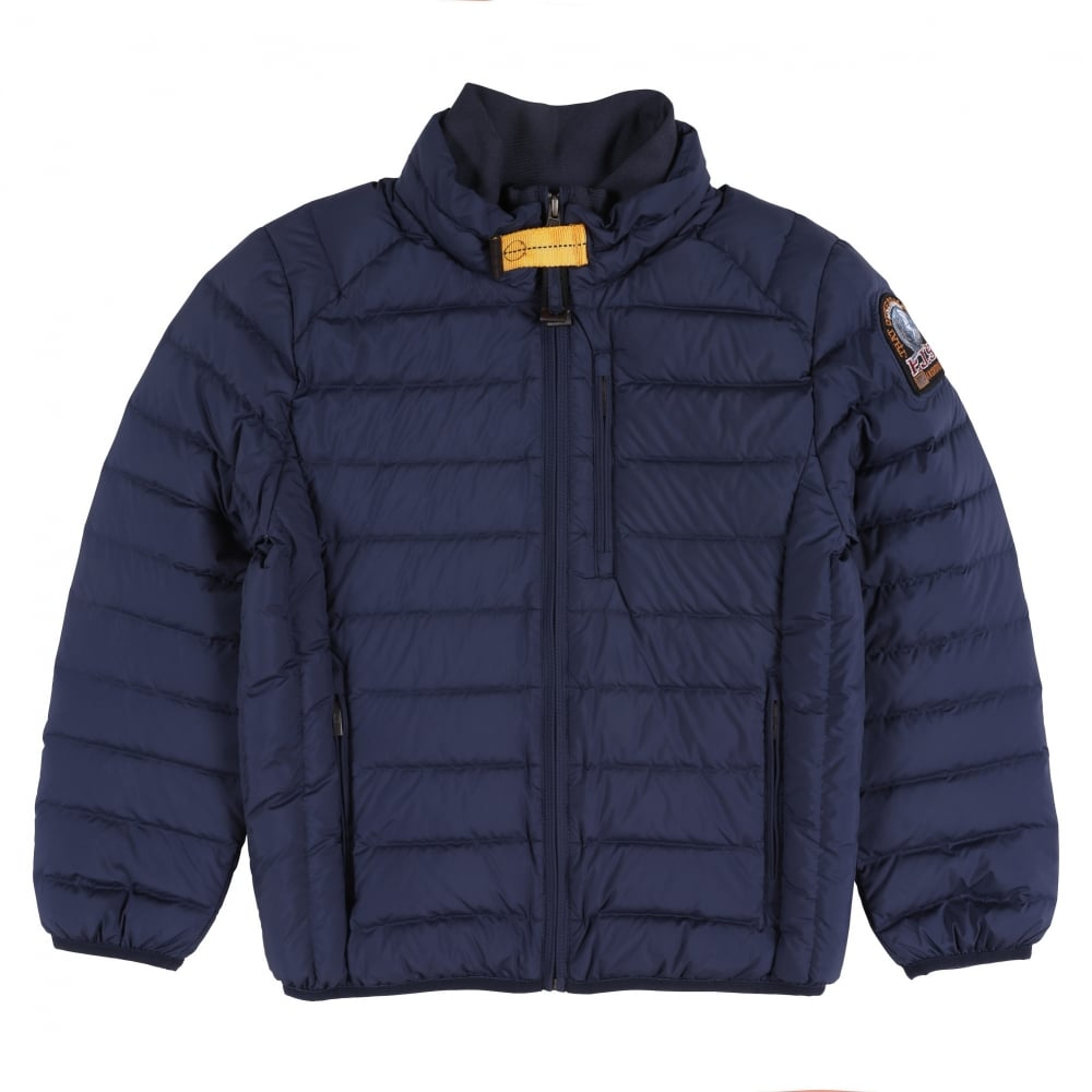Buy Ugo Boy S Down Jacket By Parajumpers Dark Indigo