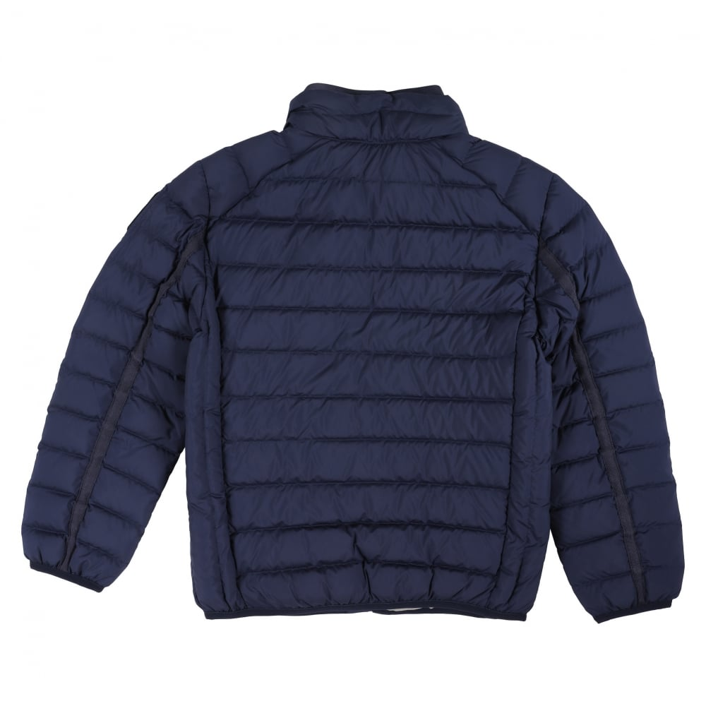 c24170e4 Buy Ugo Boy's Down Jacket by Parajumpers, Dark Indigo | Fussynation.com