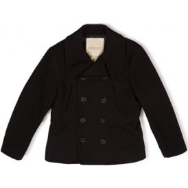 Beckett Peacoat (Polo Black)