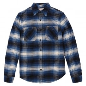 Dexter Parker Plaid Shirt