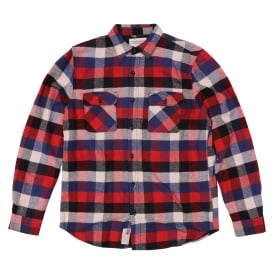 Henry Nathan Plaid Shirt