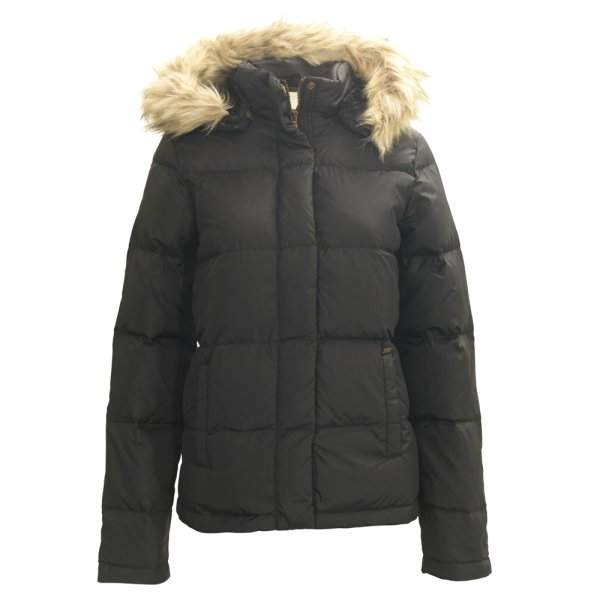Buy Ralph Lauren Womens Black Puffer Jacket Denim