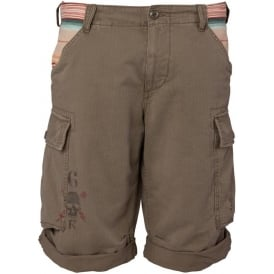 Mens Rolled Hem Festival Shorts