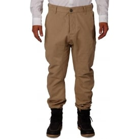 Ark Leg Drop Crotch Chino Pant