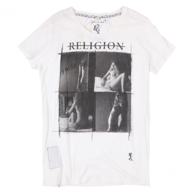 Religion Mens Clothing Photo Booth Vacant T-Shirt