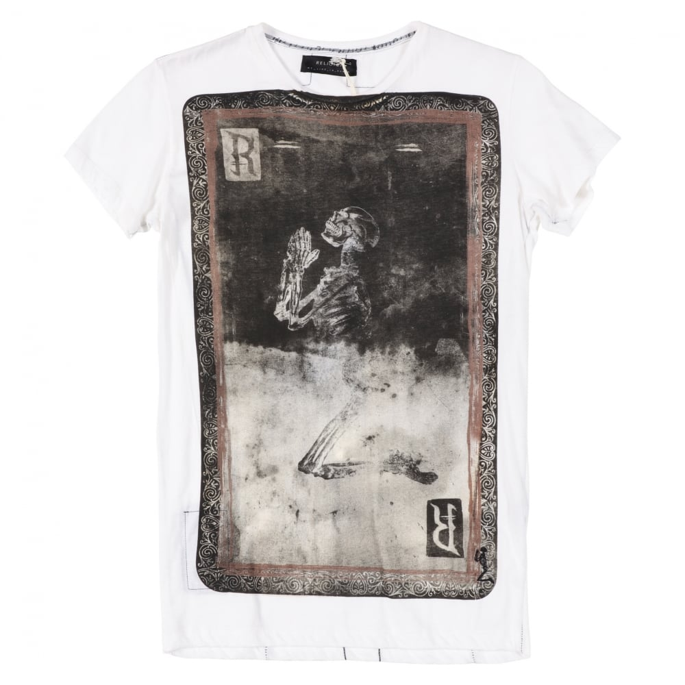 Playing Card T-Shirt by Religion Clothing  e86f63386