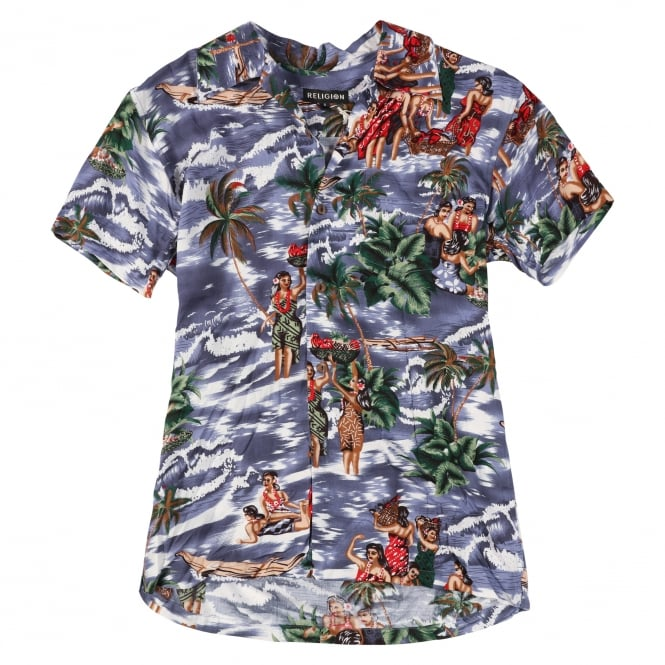 Religion Mens Clothing St Tropez Shirt