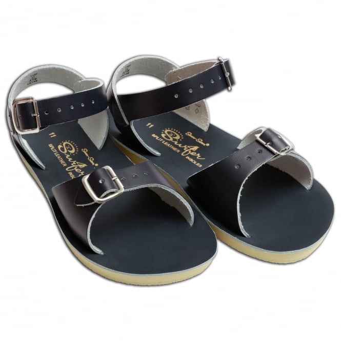 Saltwater Sandals Surfer Navy Sandals