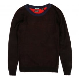 Crew Neck Pullover by Scotch and Soda