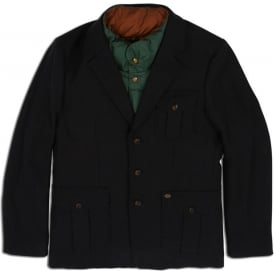 Hunting Blazer with Inner Gilet Combination