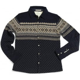 Knitted Overshirt