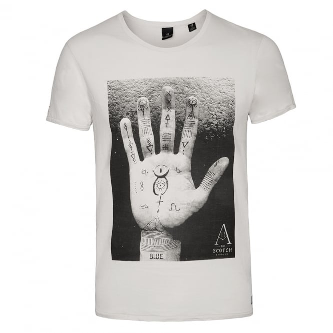Scotch & Soda Photo Print Tee