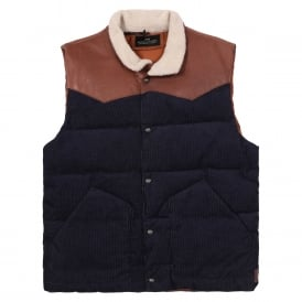 Quilted Cord Bodywarmer