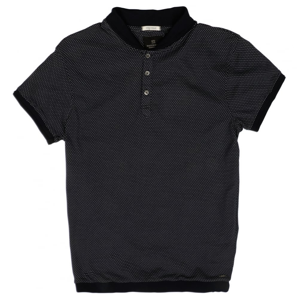 scotch and soda short sleeve pique polo shirt buy pique scotch and soda polo. Black Bedroom Furniture Sets. Home Design Ideas