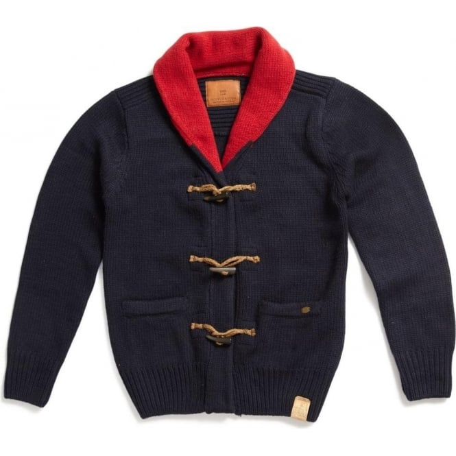 Scotch & Soda Toggle Knit
