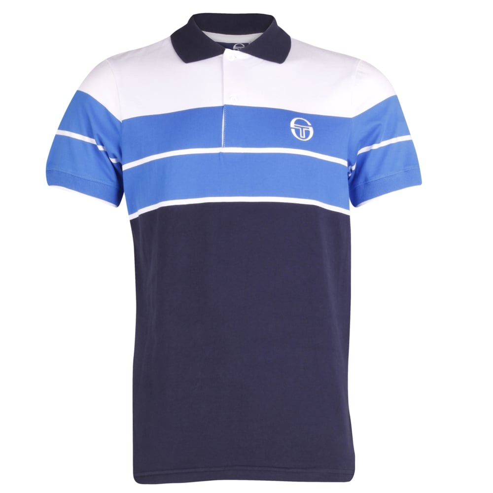 477e3ed44 Sergio Tacchini Diego Polo Shirt   Fussy Nation