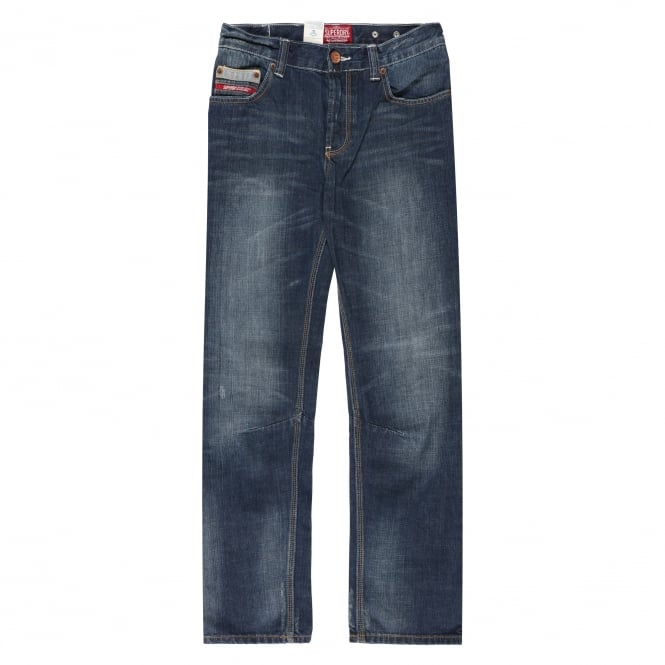 Superdry Sale Authentic Vintage Straight Jeans