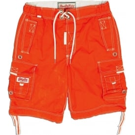Board Shorts, Orange