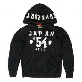 Japan Ath Applique Hoody, French Navy