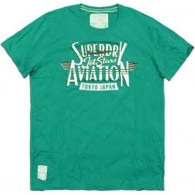Jetstars Aviation Tee, Kerosene
