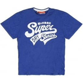 Supersonics Entry Tee, Everton/Optic