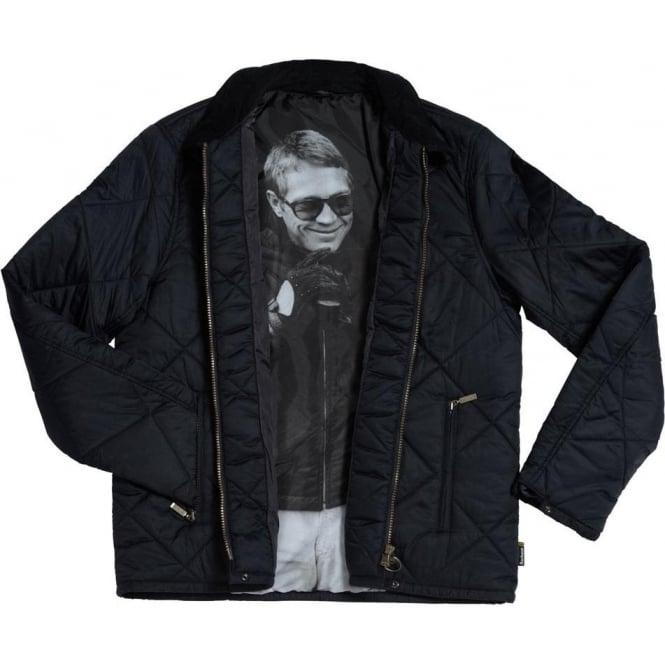 Buy Barbour Steve Mcqueen Hilson Quilt Jacket Barbour