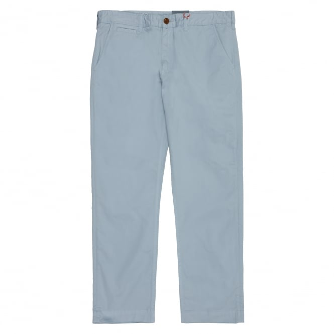 The Barbour Steve McQueen™ Collection Joshua Chino Trousers, Sky blue