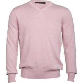 Mens Barbour Charleston V-Neck Sweater