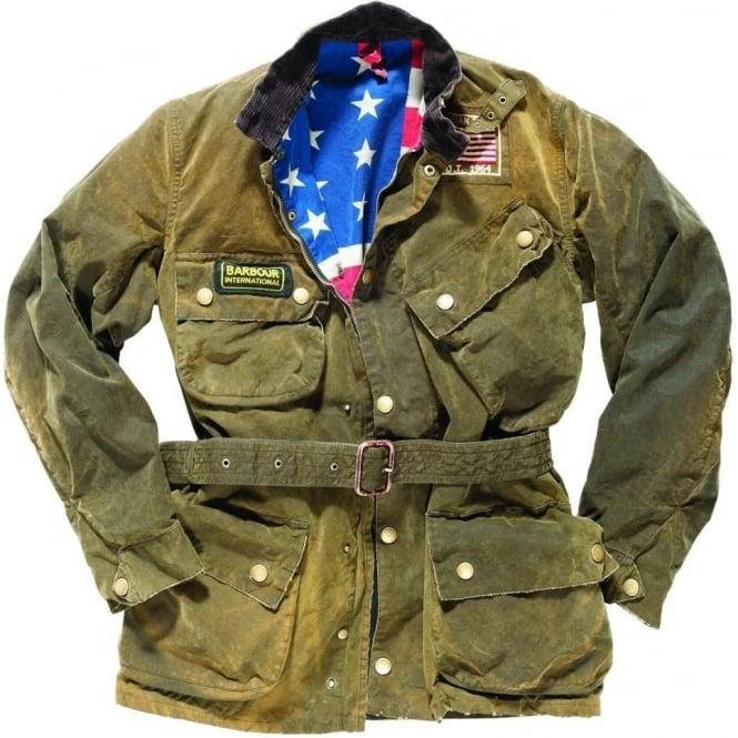 Rexton Wax Jacket