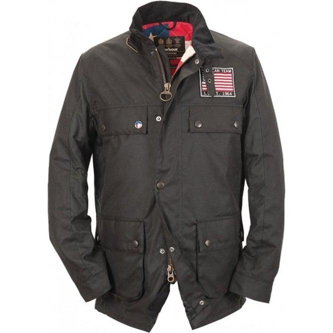 Buy Barbour Steve Mcqueen Collection Terrance Jacket
