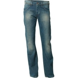 Miles Medium Vintage Wash Boot Cut Denim Jeans