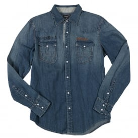 Wrangler Shirt - Sun Faded
